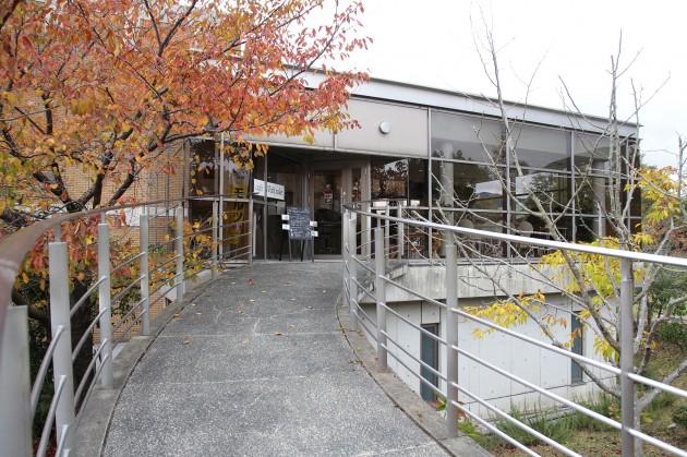 滋賀県 森のカフェ Wabisuke 外観