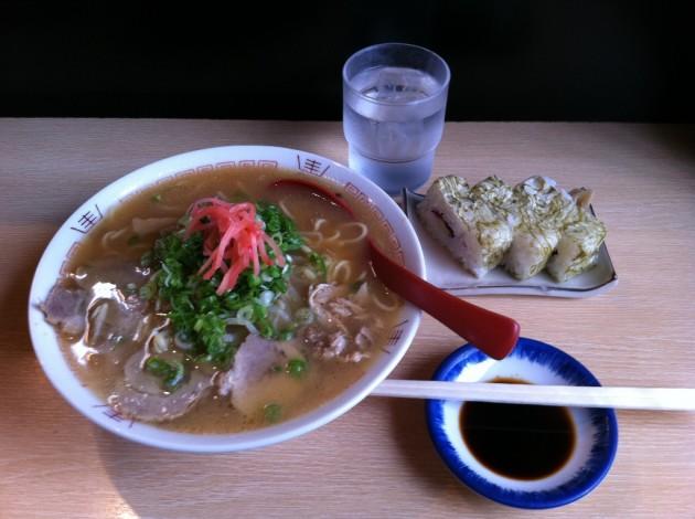 滋賀県 宇奈月 ラーメン