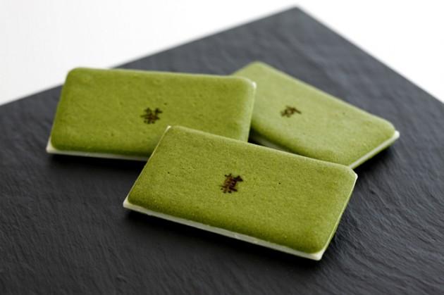 京都土産:茶の菓