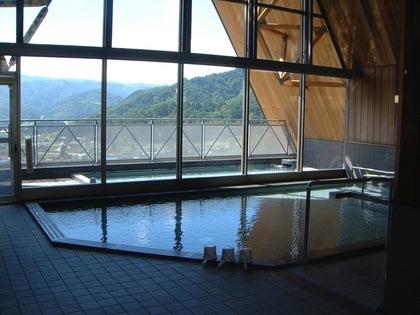 流葉温泉ニュートリノのお風呂