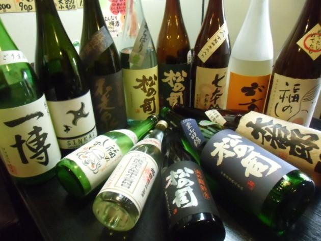 滋賀県 地酒01