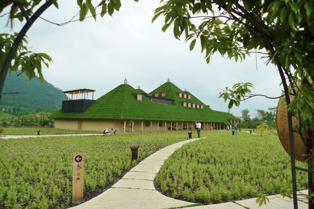 滋賀県 ラコリーナ近江八幡 外観