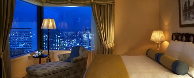 ザ・リッツ・カールトン大阪の客室一例