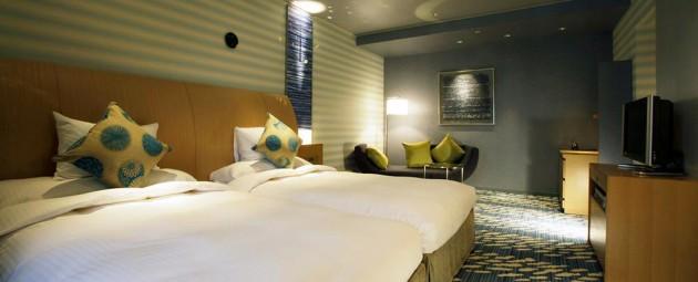 リーガロイヤルホテル(大阪)の客室一例