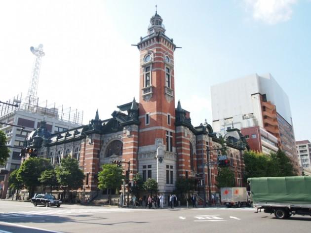 ジャックの塔(横浜開港記念館)