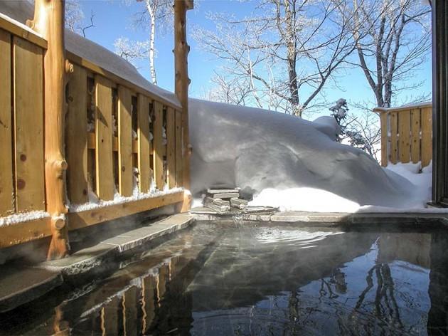 志賀高原スキー場温泉