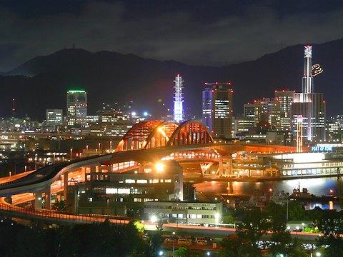 日本三大夜景にも選ばれている「六甲山」の夜景の魅力とは