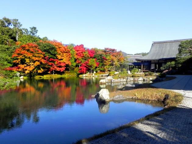 京都・天龍寺