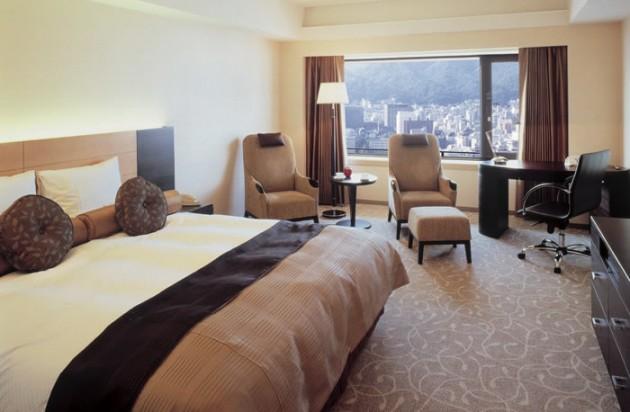 ホテルオークラ神戸部屋