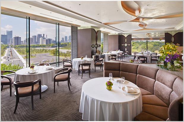 食通たちが愛した「パレスホテル東京」のレストランおすすめ4選
