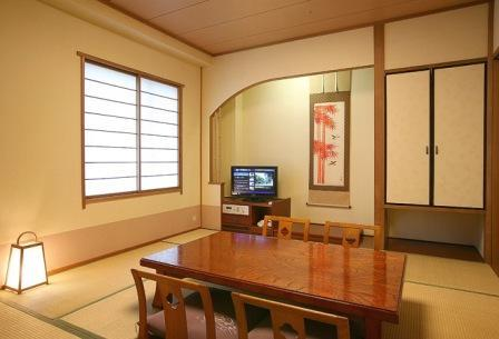 千里阪急ホテルの客室一例2