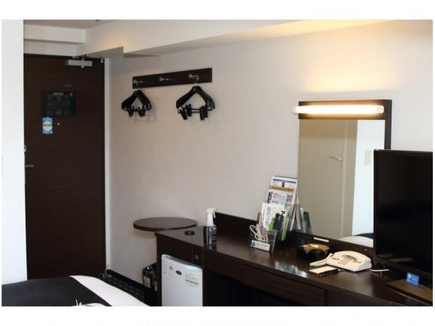 アパホテル<御堂筋本町駅前> の客室一例2