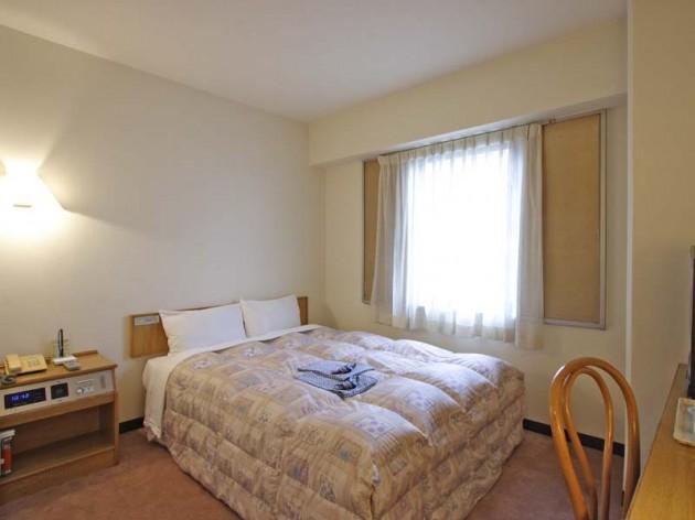 ホテルオークス新大阪の客室一例