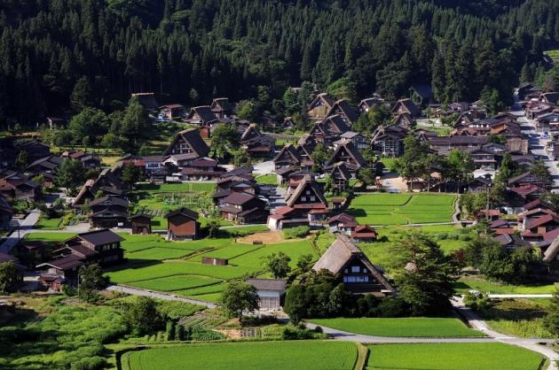 見どころ満載「岐阜県」の観光スポットおすすめランキング