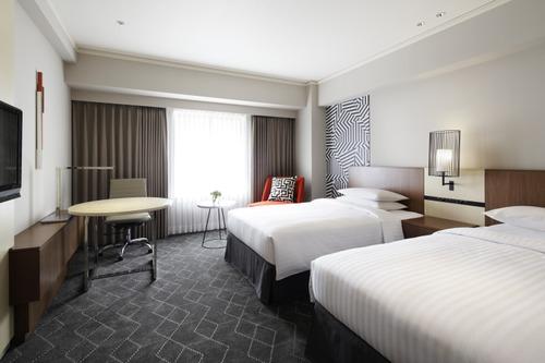 ホテルの客室一例