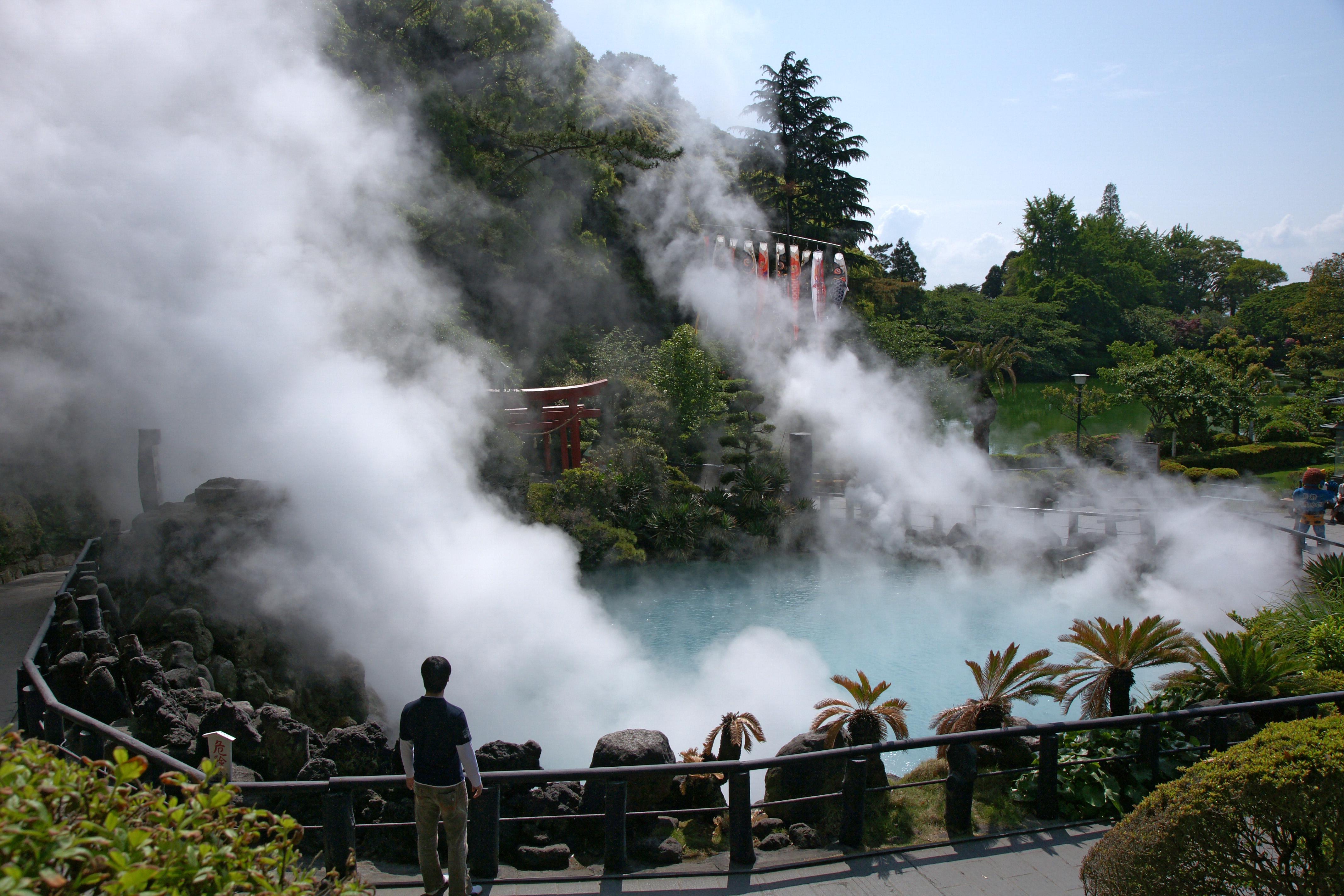 世界第2位を誇る温泉地で癒される「別府」の観光スポットおすすめランキング
