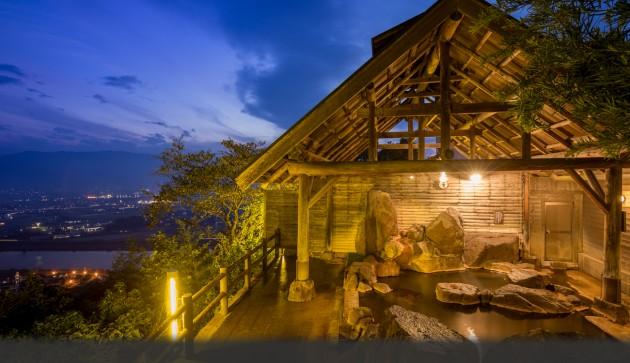 福岡県朝倉市にある「原鶴温泉」の日帰り入浴おすすめランキング
