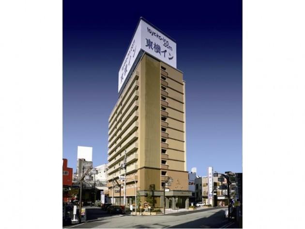 東横イン大阪阪急十三駅西口の外観