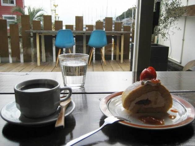 ハンモックカフェ_ケーキ