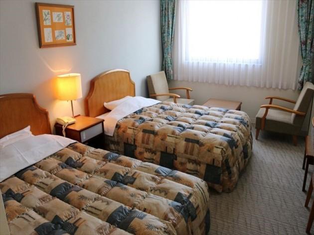 湯元小豆島温泉塩の湯オーキドホテルの客室一例