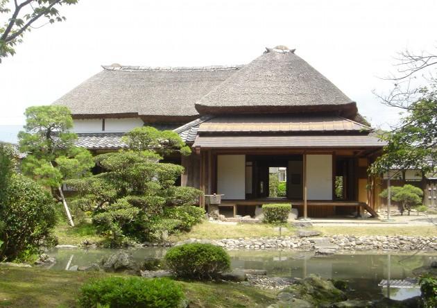旧戸島邸住宅