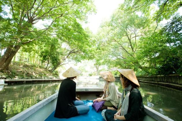 日本庭園と水の都で有名な「柳川」の観光スポットおすすめランキング