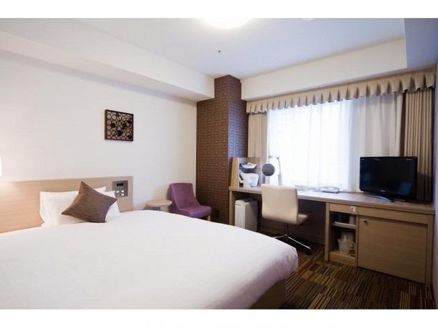 ダイワロイネットホテル大阪上本町の客室一例2