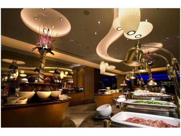シェラトン都ホテル大阪の朝食例