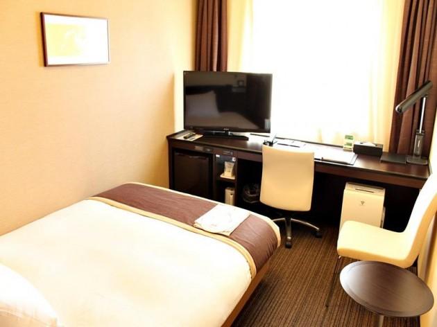 リッチモンドホテル高知の客室一例3