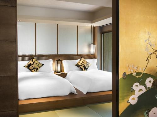 翠嵐 ラグジュアリーコレクションホテル 京都の客室一例2