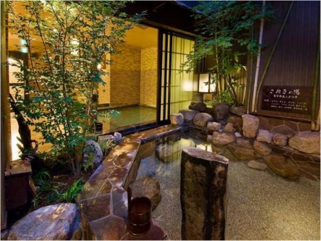 さぬきの湯 ドーミーイン高松の露天風呂