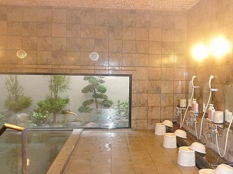 ホテルルートイン彦根 大浴場