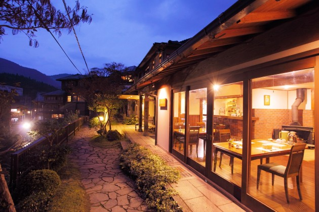 志美津旅館