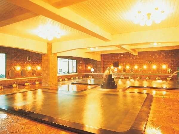 慶山の大浴場
