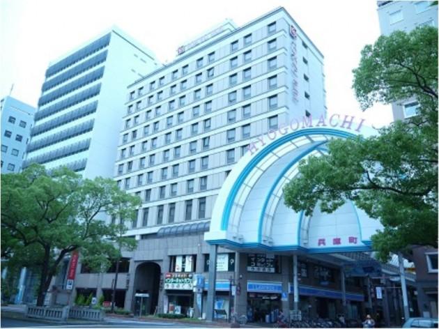 高松東急REIホテル の外観