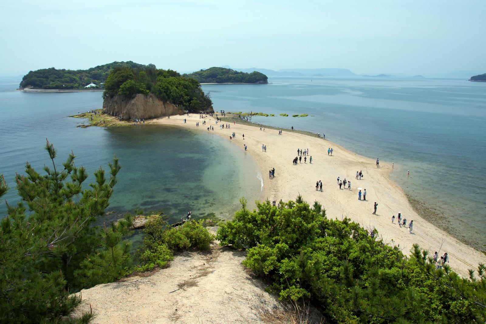 瀬戸内海で二番目に大きい「小豆島」の観光スポットおすすめランキング