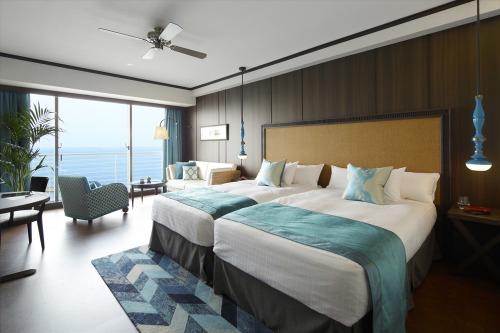 琵琶湖ホテル ラグジュアリーフロア・ツインルーム