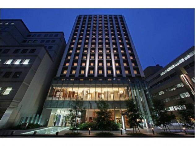 ホテルユニゾ大阪淀屋橋の外観