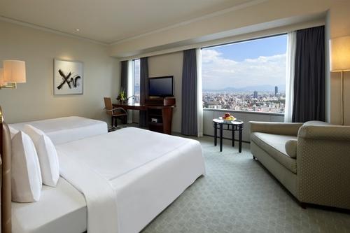 スイスホテル南海大阪の客室一例