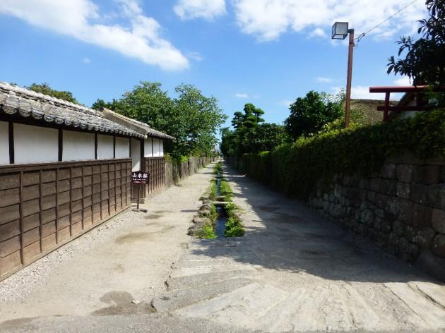 島原武家屋敷