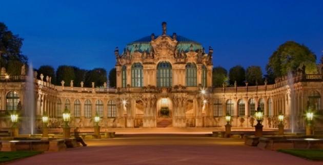 ツヴィンガー宮殿2