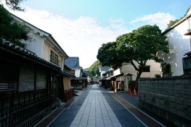 「安芸の小京都」と呼ばれる「竹原」の観光スポットおすすめランキング