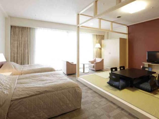 ホテルアジュール 汐の丸の客室一例2