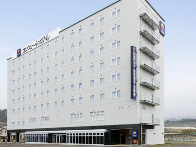 コンフォートホテル彦根 外観