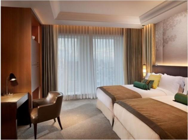 セント レジス ホテル 大阪の客室一例