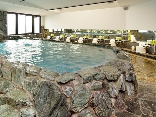ジーアールホテル江坂の大浴場