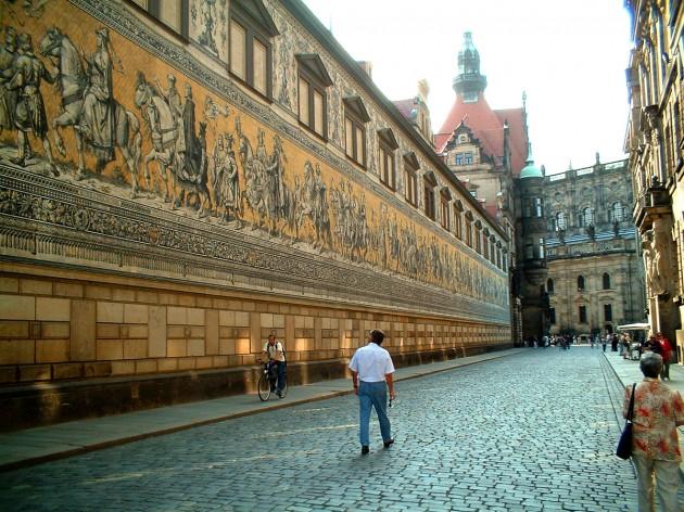 ドレスデン壁画