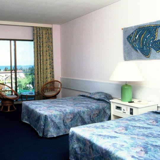 リゾートホテル久米スタンダーとツイン