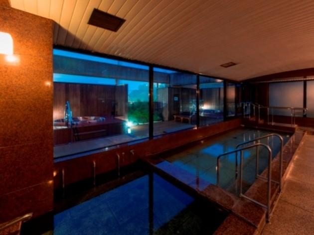 ホテルアジュール 汐の丸の大浴場