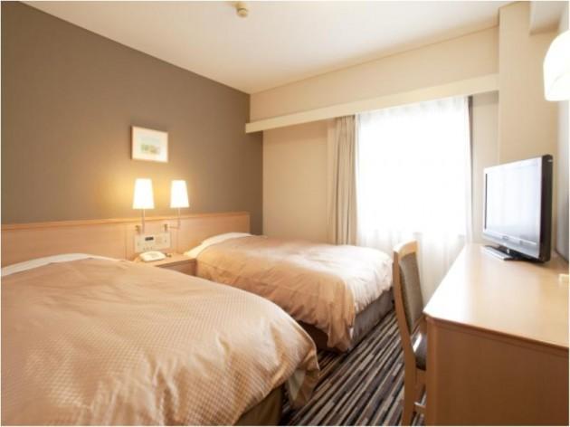 高松東急REIホテルの客室一例
